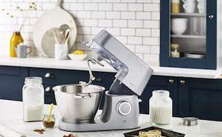 kenwood chef robot cocina