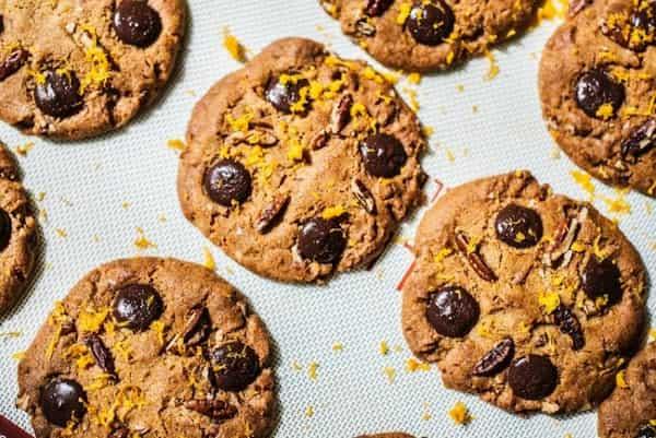 Recetas de Galletas con Chispas de Chocolate Para Navidad