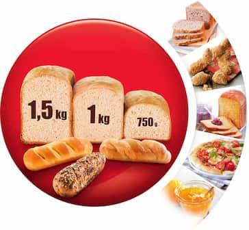 Moulinex ow610110 home baguette