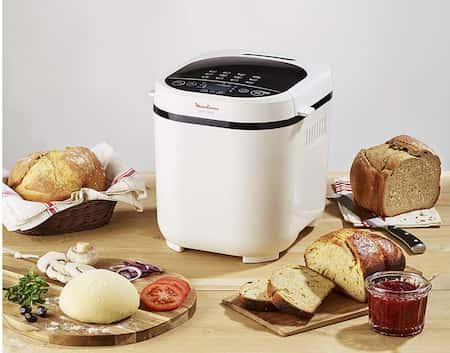 máquina de hacer pan Moulinex OW2101 ofertas
